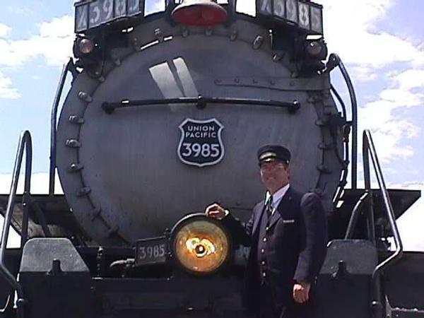 Schedule - The Denver Post Cheyenne Frontier Days Train